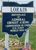 Dedication of Eric Barne's Heroes Walk - Lorain Oh